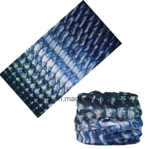 Polyester Seamless Tube Magic Headwear pictures & photos