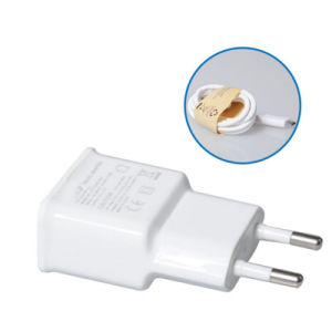 2.1A Universal Travel USB Wall Charger for Cell Phone Samsung 7100 pictures & photos