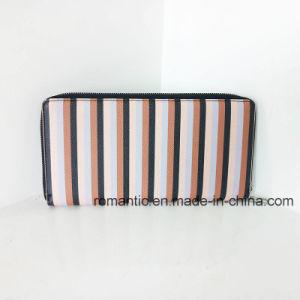 Fashion Lady PU Clutch Bag Women Leather Wallet (NMDK-040806)