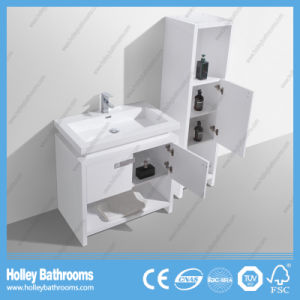 Special Modern Floor Mounted Bathroom Accessory with Side Cabinet (BF385D) pictures & photos
