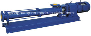 Professional G-Type Single Screw Pump with Ce Certificate pictures & photos