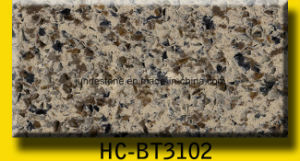 Light Grey Quartz Floor Tile and Wall Tile pictures & photos