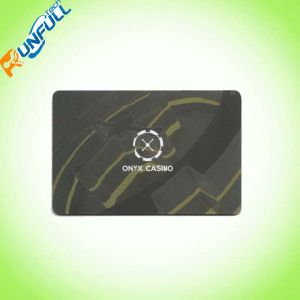 Plastic Gift Cards with Magnetic Strip, Signature Stripe, Barcode pictures & photos