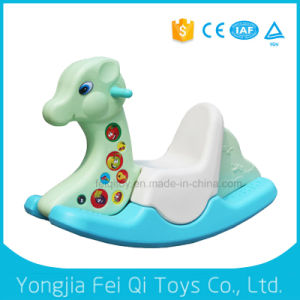 Top Quality Factory Price Outdoor Rocking Horse for Fun pictures & photos