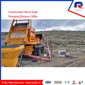 Sales Service Provided New Condition Concrete Mixer Pump pictures & photos