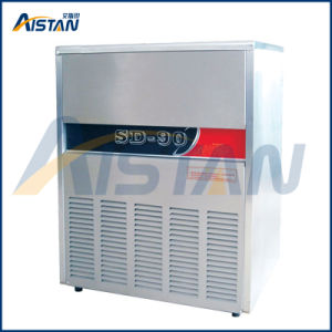 R134A Refrigerant Zanussi Compressor Electric Large Capcity Ice Maker pictures & photos