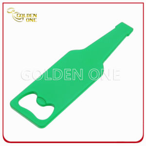 Bottle Shape Paint Spraying Stainless Steel Bottle Opener pictures & photos