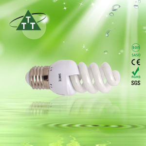15W 18W 23W Full Spiral 3000h/6000h/8000h 2700k-7500k E27/B22 220-240V Energy Saving Light pictures & photos