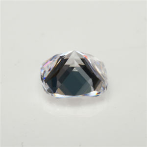 White Cushion Cut Loose Cubic Zirconia Stones pictures & photos