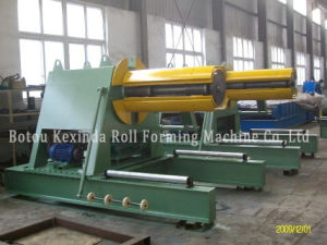 Kxd High Quality Large Capacity Automatic Hydraulic Decoiler pictures & photos