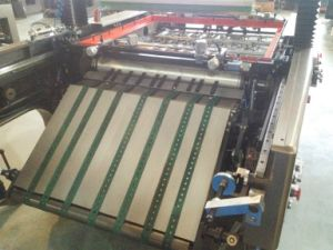 Automatic Cylinder Screen Press Jb-1020A pictures & photos