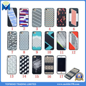 Phone Case Painted Soft TPU Back Cover Protective for iPhone 7 Case pictures & photos