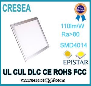 UL Certificate Dimmable 40W Recessed LED Panel Ceiling Light