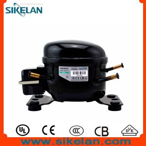 Small Compressor Qd35hg, Using in Mini Fridge Compressor, R134A Gas, 220V, 1/11HP, Lbp pictures & photos