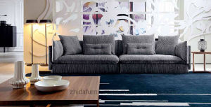 Big Size Modern Style Sectional Furniture Sofa Ms1101 pictures & photos