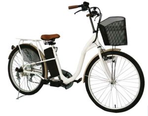 Hot Selling Electric Bicycle/Electric Bike/E-Bike 250W in Japan