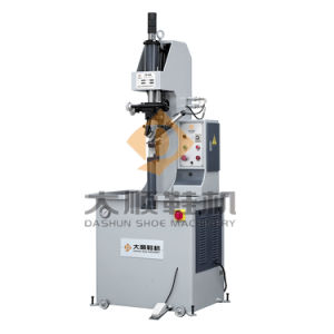 Ds-402A Hydraulic Lady Shoe Heel Nailing Machine for Shoe pictures & photos