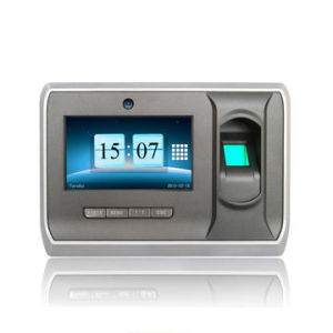CCD Camera Multi Biometric Fingerprint Time Attendance System pictures & photos