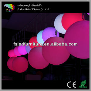 Outdoor Hanging Ball Lights LED Ball DMX for Stage Decoration