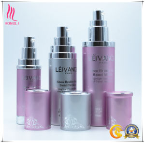 Aluminum Lotion Bottle for Cosmetics Lotion Packing pictures & photos