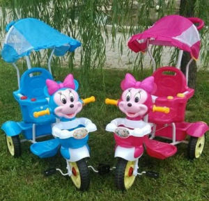 Plastic Cheap Children Tricycle Kids Baby Trike Tricycle  pictures & photos
