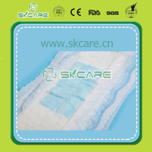Middle Elastic Baby Diaper OEM Popular in Market Well Selling pictures & photos