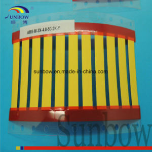 Military Grade Heat Shrinkable Wire Identification Sleeve pictures & photos