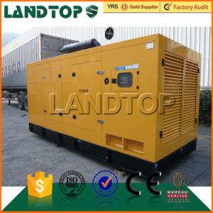 100kVA 200kVA 300kVA silent type diesel generator pictures & photos