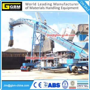 300-1800t/H Continuous Ship Loader on Dock pictures & photos