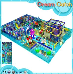 Best Selling Indoor Building Block Children Playground for Sale pictures & photos