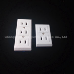 ABS or Bakeliter Material Contact Iron / Copper Electric Socket (SO-001) pictures & photos