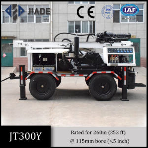 Jt300y Cheap Powerful Trailer Mounted Water Well Drilling Rig pictures & photos