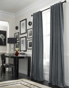Home Textile Window Sun-Shading Curtain pictures & photos