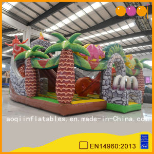 The Dinosaur World Fun Jumps Inflatable Amusement Park (AQ01636) pictures & photos