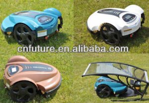Electric Robot Lawn Mower Made in China pictures & photos
