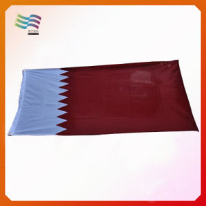 Qatar National Flag pictures & photos