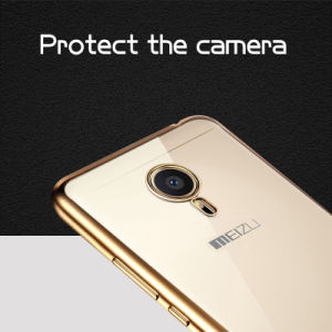 China Export Hot Selling Electroplated Phone Case for Meizu PRO 5 pictures & photos