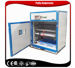 Full Automatic Chicken Egg Hatching Machine Price with Basket pictures & photos