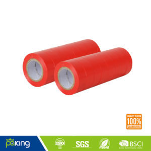 Flame-Resistant Strong Adhesion Red PVC Insulation Tape pictures & photos
