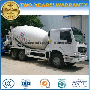 Sinotruk HOWO 6X4 30t Mixer Truck 10m3 Cement Mixer Truck pictures & photos