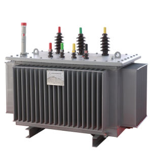 High Overloading-Resistibility Sh15-M Amorphous Transformers pictures & photos