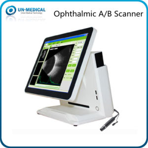 Ophthalmic a/B Scanner for Hospital Use pictures & photos