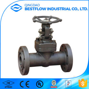 Good Price Bw Cast Steel Full Bore Soft Seat Gate Valve Weight pictures & photos