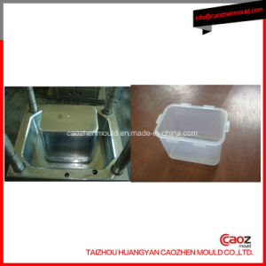 Plastic Injection 1500ml Lock Lock/Food Container Mould pictures & photos