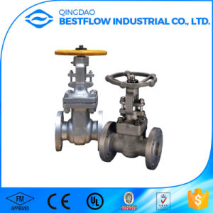 Marine Stainless Steel Gate Valve Pn25 pictures & photos