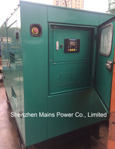 215kVA 172kw Deutz Standby Diesel Generator Enclosed Canopy Soundproof pictures & photos