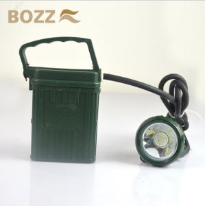 4.0ah 6000lux 1W Portable Handheld Lamp (BK100) pictures & photos