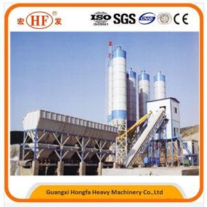 Hzs 75 M3/H Electric Concrete Plant pictures & photos