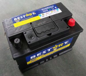 Truck Battery Chinese Auto Car Batteries Bci-48 (56618MF) -12V66ah pictures & photos