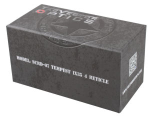 Vector Optics Tempest 1X35 4 Reticle Tactical Red DOT Scope Sight pictures & photos